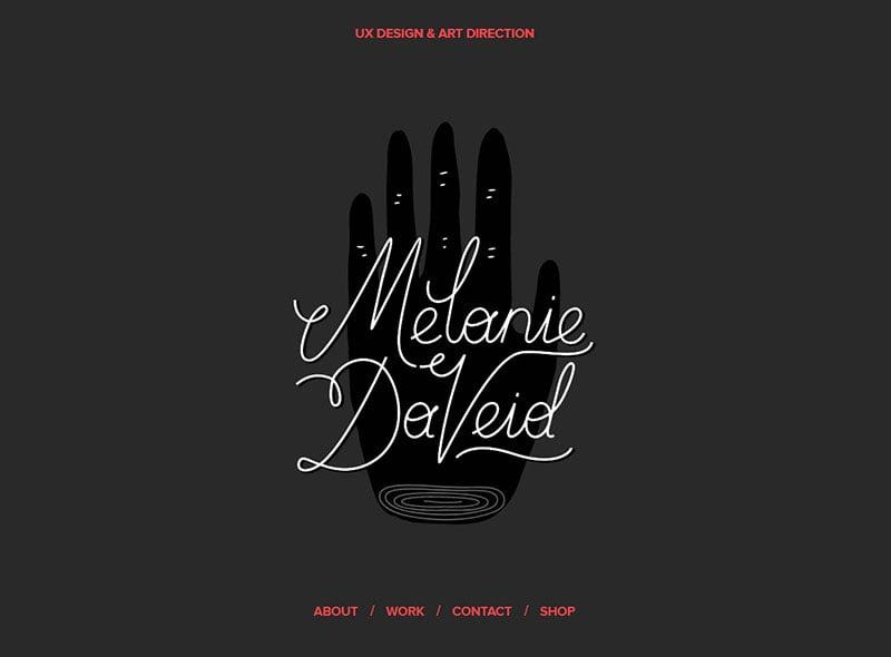 Melanie Da Veid