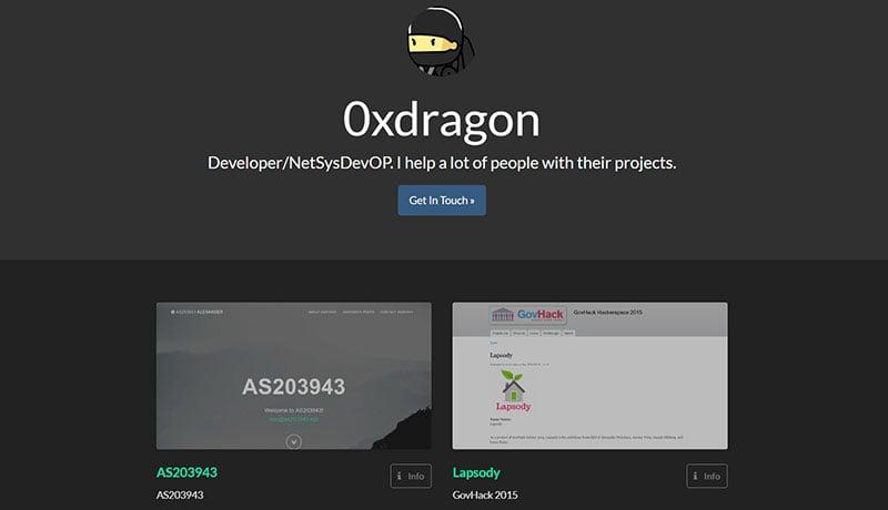 Oxdragon
