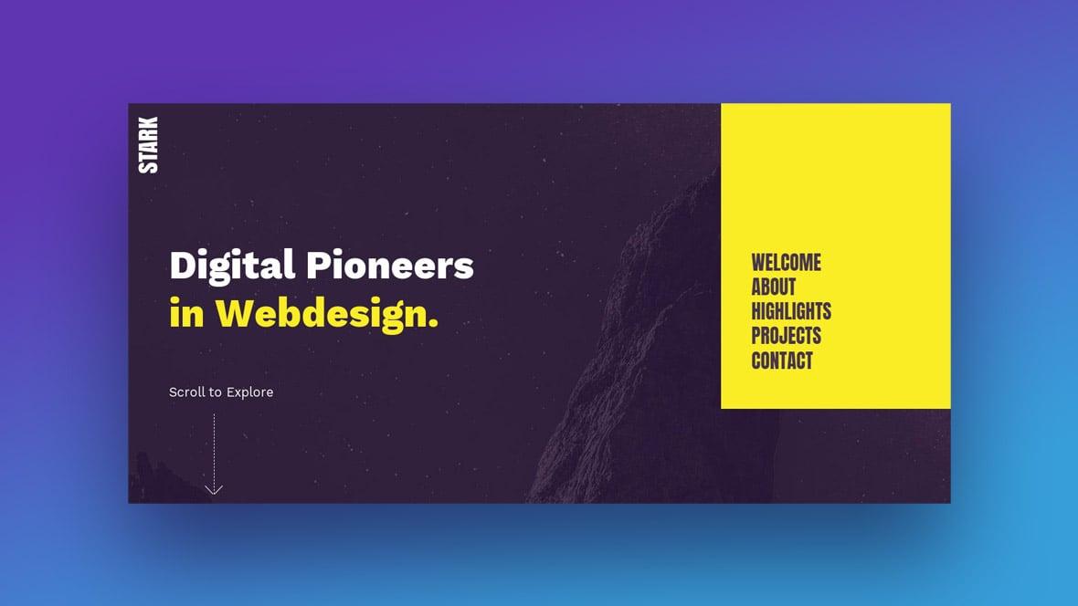 The Best Looking Web Developer Portfolio Examples