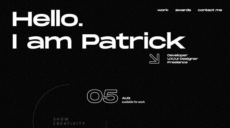 Patrick David