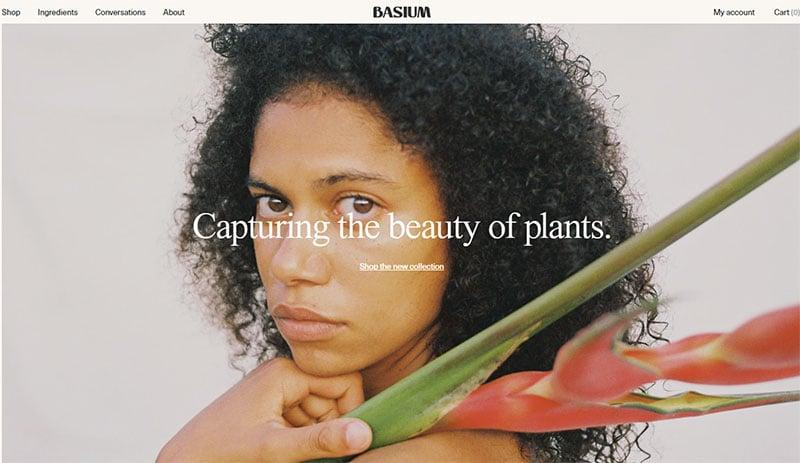 Basium Fragrances