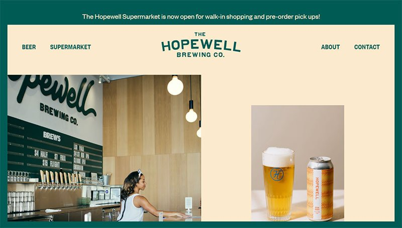 Hopewell Brewing