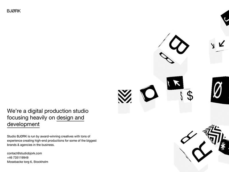 Studio Bjork