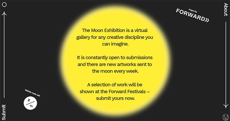 The Moon Exhibition
