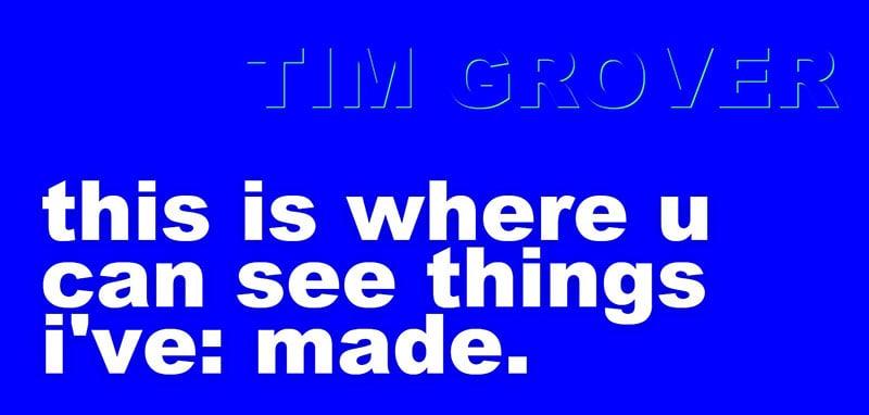 Tim Grover